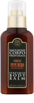 Erbario Toscano Black Pepper Body Balm for Men