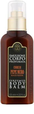 Erbario Toscano Black Pepper бальзам для тіла для чоловіків