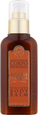 Erbario Toscano Dust of Siena Balsam pentru corp unisex