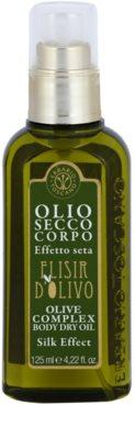 Erbario Toscano Elisir D'Olivo aceite seco corporal