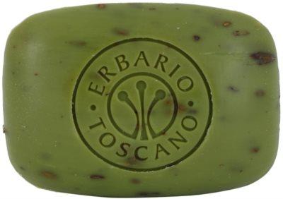 Erbario Toscano Elisir D'Olivo твърд сапун с маслинено олио
