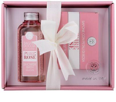 Erbario Toscano Pure Rose 3R BioComplex kosmetická sada I.