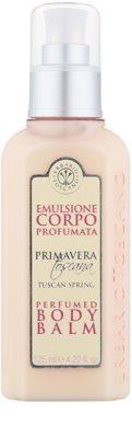 Erbario Toscano Primavera Toscana Körperbalsam für Damen