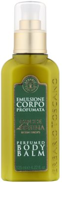 Erbario Toscano Resin Drops Balsam pentru corp unisex
