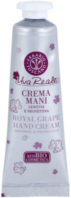 Erbario Toscano Royal Grape crema de maini