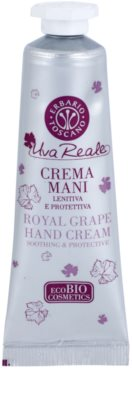 Erbario Toscano Royal Grape krém na ruky