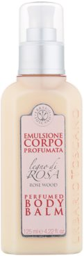 Erbario Toscano Rose Wood Body Balm for Women