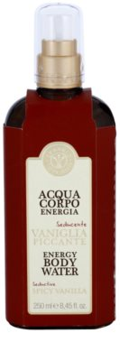 Erbario Toscano Spicy Vanilla testápoló spray nőknek