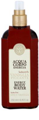 Erbario Toscano Spicy Vanilla testápoló spray nőknek 1