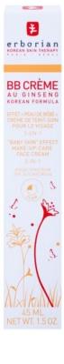Erborian BB Cream loção tonificante para uma pele perfeita SPF 20 embalagem grande 2
