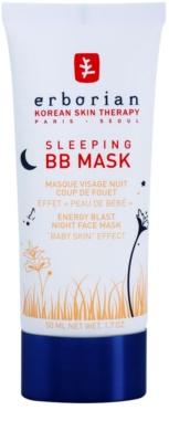 Erborian BB Sleeping Mask máscara de noite para pele perfeita
