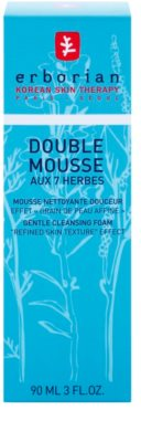 Erborian Detox 7 Herbs demachiant spumant delicat pentru definirea pielii 2
