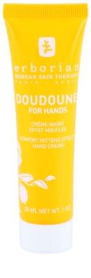 Erborian Yuza Doudoune crema de manos protectora para dejar la piel suave y lisa