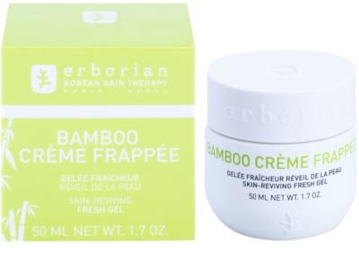 Erborian Bamboo erfrischende Gel-Creme mit feuchtigkeitsspendender Wirkung 1