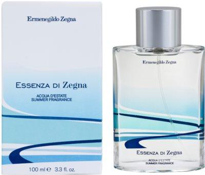 Ermenegildo Zegna Essenza Di Zegna Acqua D'Estate Summer Fragrance 2008 toaletná voda pre mužov