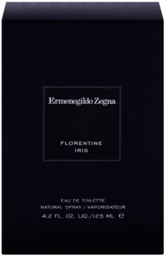 Ermenegildo Zegna Essenze Collection Florentine Iris Eau de Toilette para homens 4