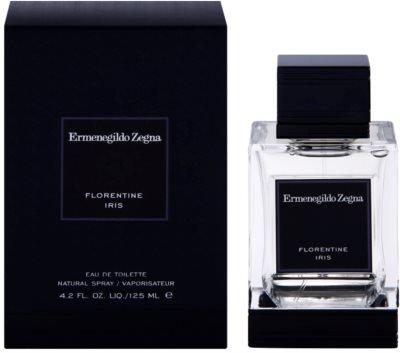 Ermenegildo Zegna Essenze Collection Florentine Iris eau de toilette férfiaknak