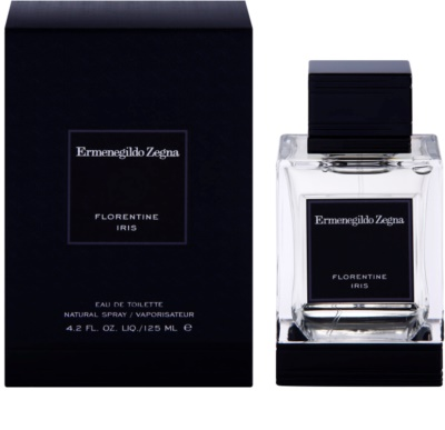 Ermenegildo Zegna Essenze Collection Florentine Iris Eau de Toilette para homens
