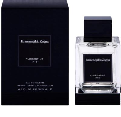 Ermenegildo Zegna Essenze Collection Florentine Iris toaletní voda pro muže