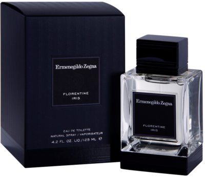 Ermenegildo Zegna Essenze Collection Florentine Iris Eau de Toilette para homens 1