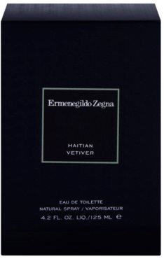 Ermenegildo Zegna Essenze Collection Haitian Vetiver eau de toilette para hombre 4