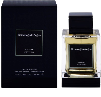 Ermenegildo Zegna Essenze Collection Haitian Vetiver Eau de Toilette para homens