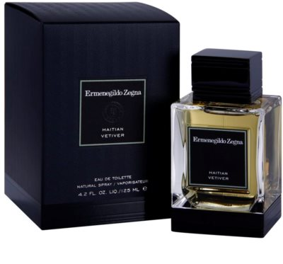 Ermenegildo Zegna Essenze Collection Haitian Vetiver eau de toilette para hombre 1