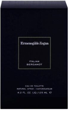 Ermenegildo Zegna Essenze Collection Italian Bergamot eau de toilette para hombre 4