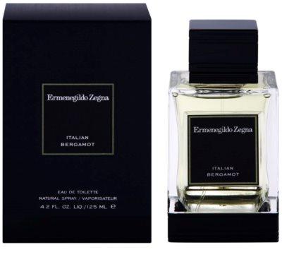 Ermenegildo Zegna Essenze Collection Italian Bergamot Eau de Toilette pentru barbati