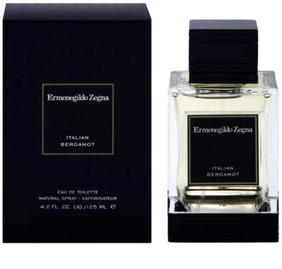 Ermenegildo Zegna Essenze Collection Italian Bergamot toaletna voda za moške