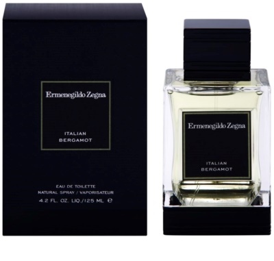 Ermenegildo Zegna Essenze Collection Italian Bergamot toaletní voda pro muže