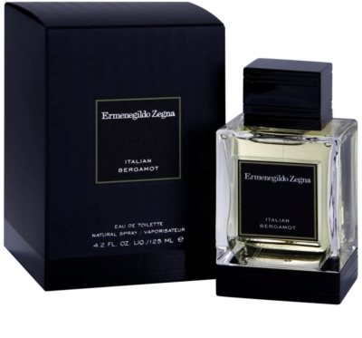Ermenegildo Zegna Essenze Collection Italian Bergamot eau de toilette para hombre 1