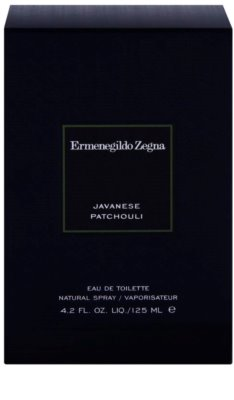 Ermenegildo Zegna Essenze Collection Javanese Patchouli Eau de Toilette für Herren 4
