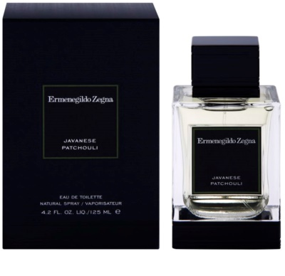 Ermenegildo Zegna Essenze Collection Javanese Patchouli Eau de Toilette für Herren