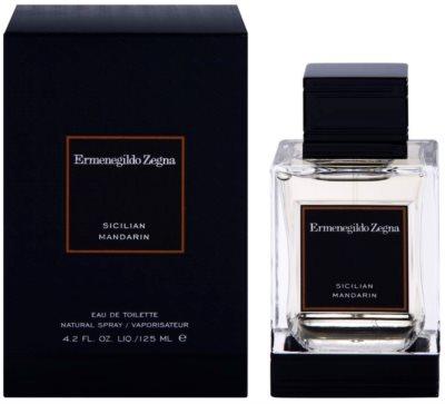 Ermenegildo Zegna Essenze Collection Sicilian Mandarin eau de toilette férfiaknak