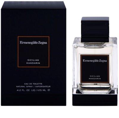 Ermenegildo Zegna Essenze Collection Sicilian Mandarin Eau de Toilette für Herren