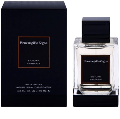Ermenegildo Zegna Essenze Collection Sicilian Mandarin Eau de Toilette para homens