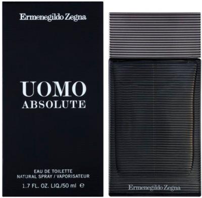Ermenegildo Zegna Uomo Absolute Eau de Toilette para homens