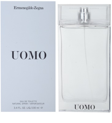 Ermenegildo Zegna Uomo туалетна вода для чоловіків
