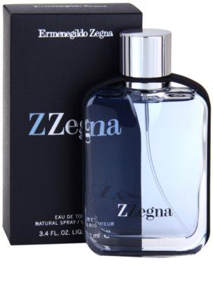 Ermenegildo Zegna Z Zegna eau de toilette para hombre 1