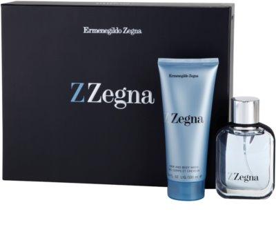 Ermenegildo Zegna Z Zegna coffret presente
