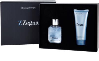 Ermenegildo Zegna Z Zegna darilni set 3