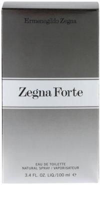 Ermenegildo Zegna Zegna Forte Eau de Toilette für Herren 4