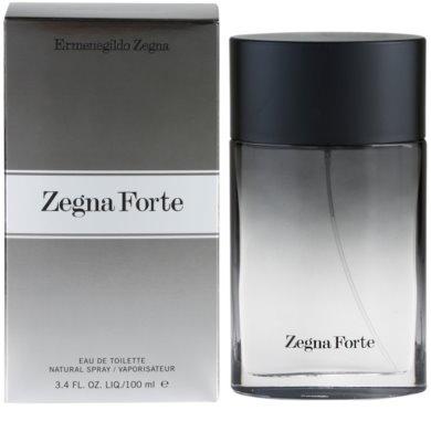 Ermenegildo Zegna Zegna Forte eau de toilette férfiaknak