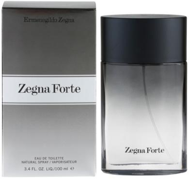 Ermenegildo Zegna Zegna Forte Eau de Toilette für Herren