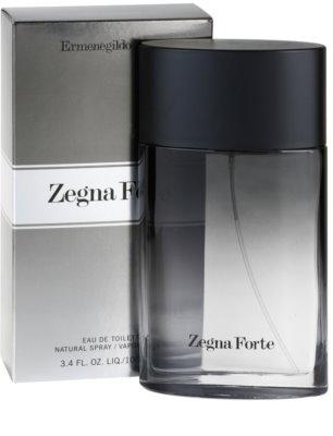 Ermenegildo Zegna Zegna Forte Eau de Toilette für Herren 1