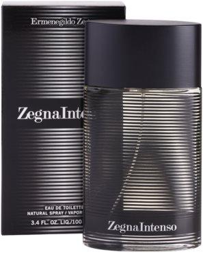 Ermenegildo Zegna Intenso Eau de Toilette para homens 1