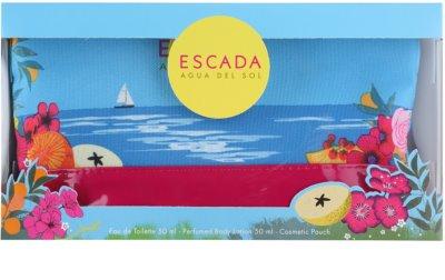 Escada Agua del Sol подаръчен комплект