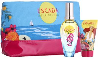 Escada Agua del Sol подаръчен комплект 1