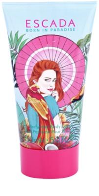 Escada Born In Paradise тоалетно мляко за тяло за жени